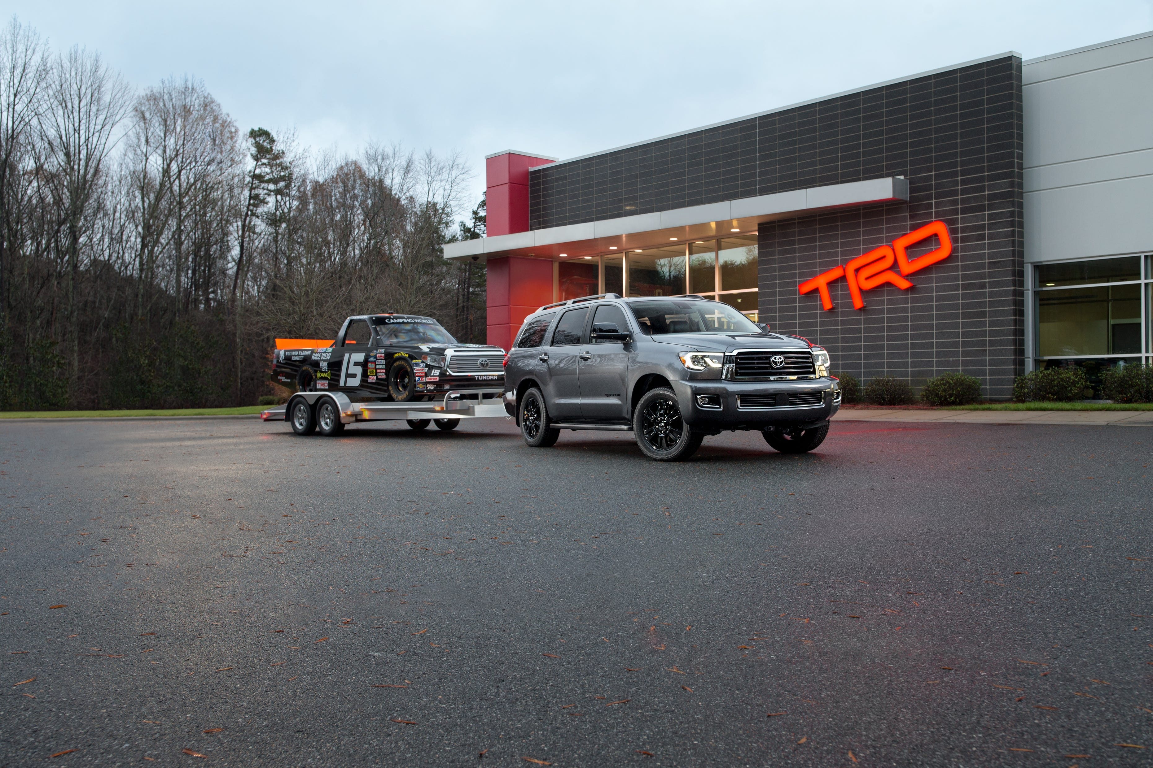 Toyota Sequoia Is The V Vehicle Most Likely To Hit