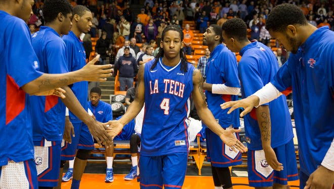 Former Louisiana Tech point guard Speedy Smith is using this week's NBA Draft Combine omission is more motivation.
