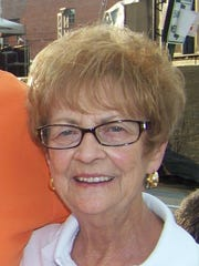 Mary Dutton, a former Marion Popcorn Festival volunteer, has been named the honorary grand marshal of the 2016 parade. She worked at the festival for 14 years. Dutton died in December 2015.