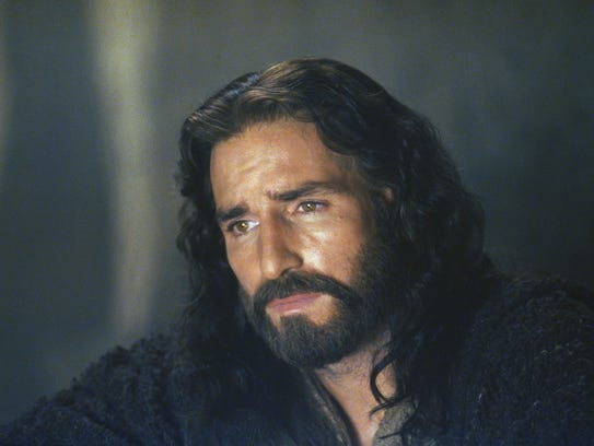 Jim Caviezel portrayed Jesus in Mel Gibson's 2004 box-office