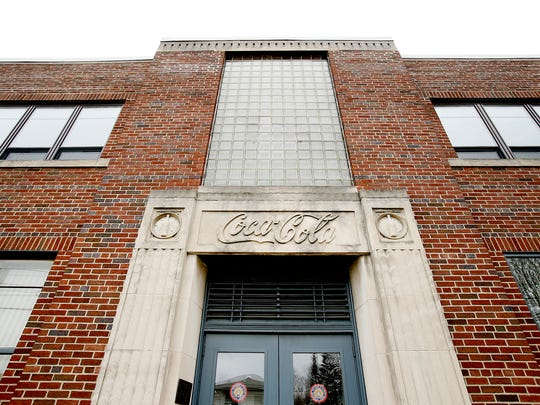 """International Brotherhood of Electrical Workers Local 139  received a Project Award for their """"adaptive reuse"""" of the former Elmira Coca-Cola Bottling Company Works on West Second Street."""