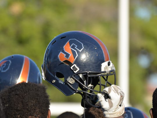 The College of the Sequoias football team is made up of a majority of local players.