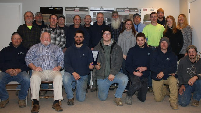 Congratulations to the crew at Woodland Contractors, Inc. on receiving the Lebanon County Builders Association Builder of the Year Award.