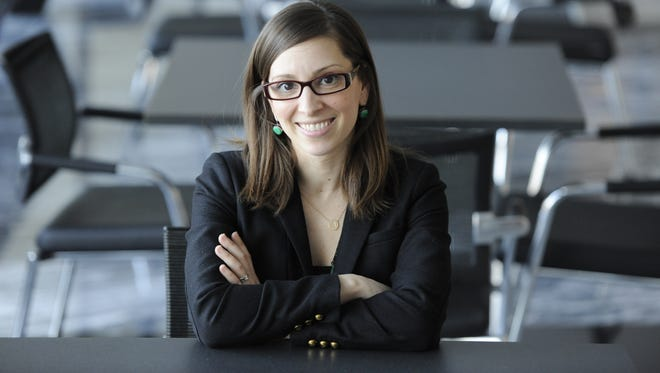 Leah Busque founded the site Taskrabbit in 2008.