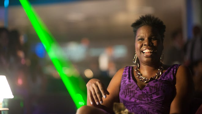 Leslie Jones, master of comedy and the celebrity profile.