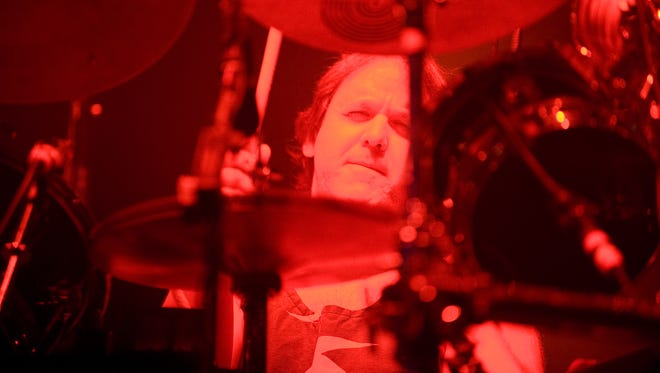 Phish drummer Jon Fishman will join Jamie Masefield, Doug Perkins and Tyler Bolles in concert Saturday at Club Metronome.