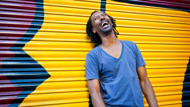 World-music artist Daby Toure performs Friday at the Light Club Lamp Shop.