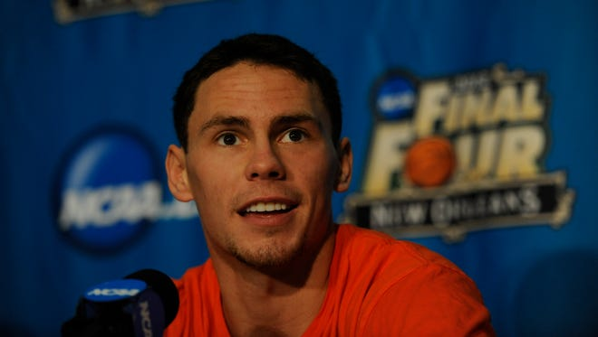 Kyle Kuric survived a brain tumor and is now trying to make the Phoenix Suns roster.