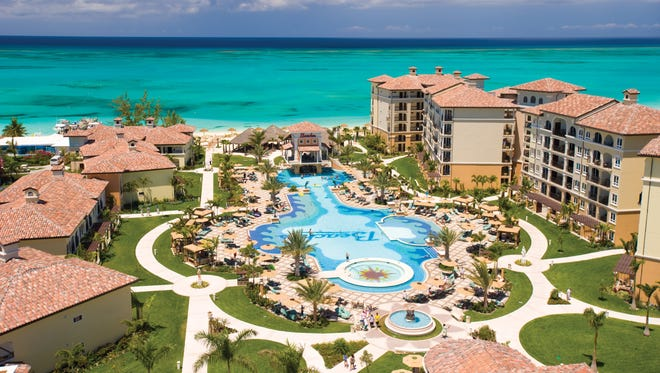The Beaches Turks and Caicos resort.