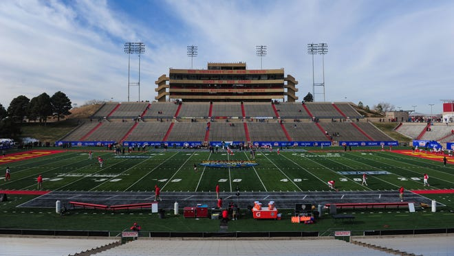 The CSU football team will play in the New Mexico Bowl on Dec. 16 against Marshall.