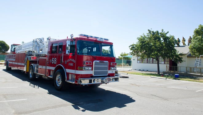 New fire engines are on the way thanks to mid-year budget appropriations approved by the Oxnard City Council.