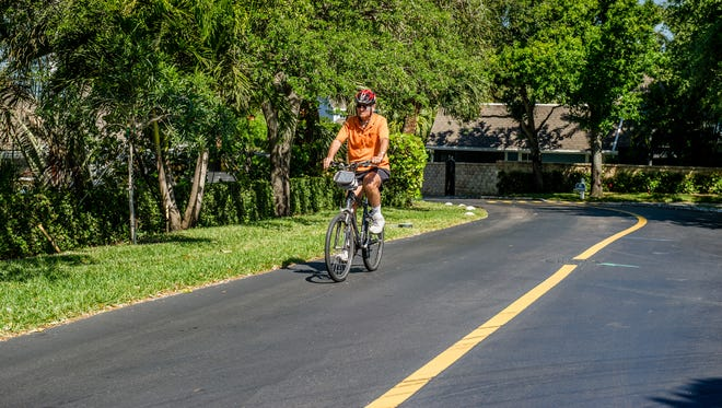 RichardBartholomew is an avid bicyclist and enjoys riding along the beach in Jupiter, as well as many historic trails while in Connecticut.