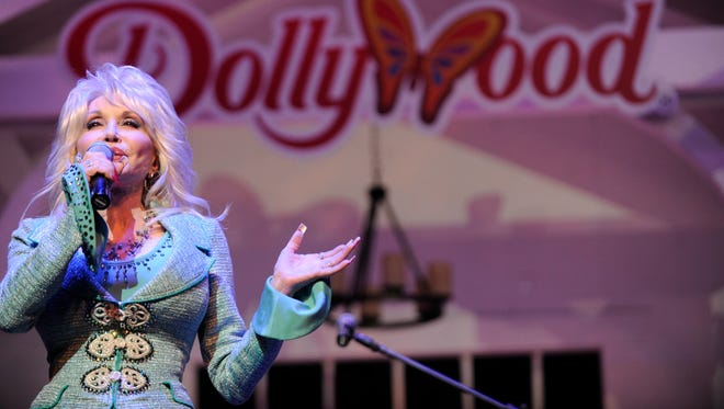 Dolly Parton is planning a major expansion for Dollywood.