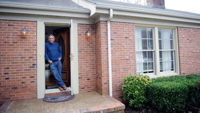 Jimmy Stratton has listed his Franklin home on the website VRBO for people to rent.
