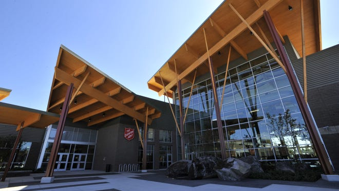The Salvation Army's Kroc Community Center is the one of the few Kroc Centers in the Pacific Northwest.