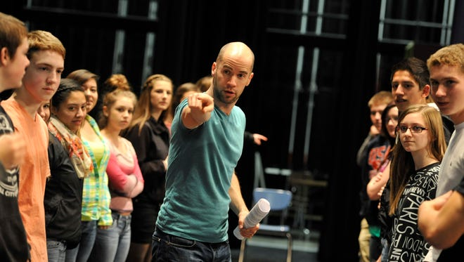 Members of Oregon Shakespeare Festival will perform at at 7 p.m. Dec. 17 at Cascade High School as part of OCF's educational outreach program.