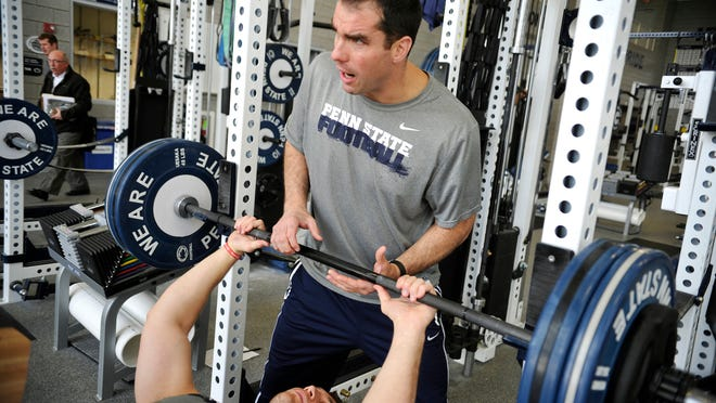 Tennessee's strength coach Craig Fitzgerald, formerly the strength coach for the Houston Texans, South Carolina and Penn State, is making $625,000 annually.