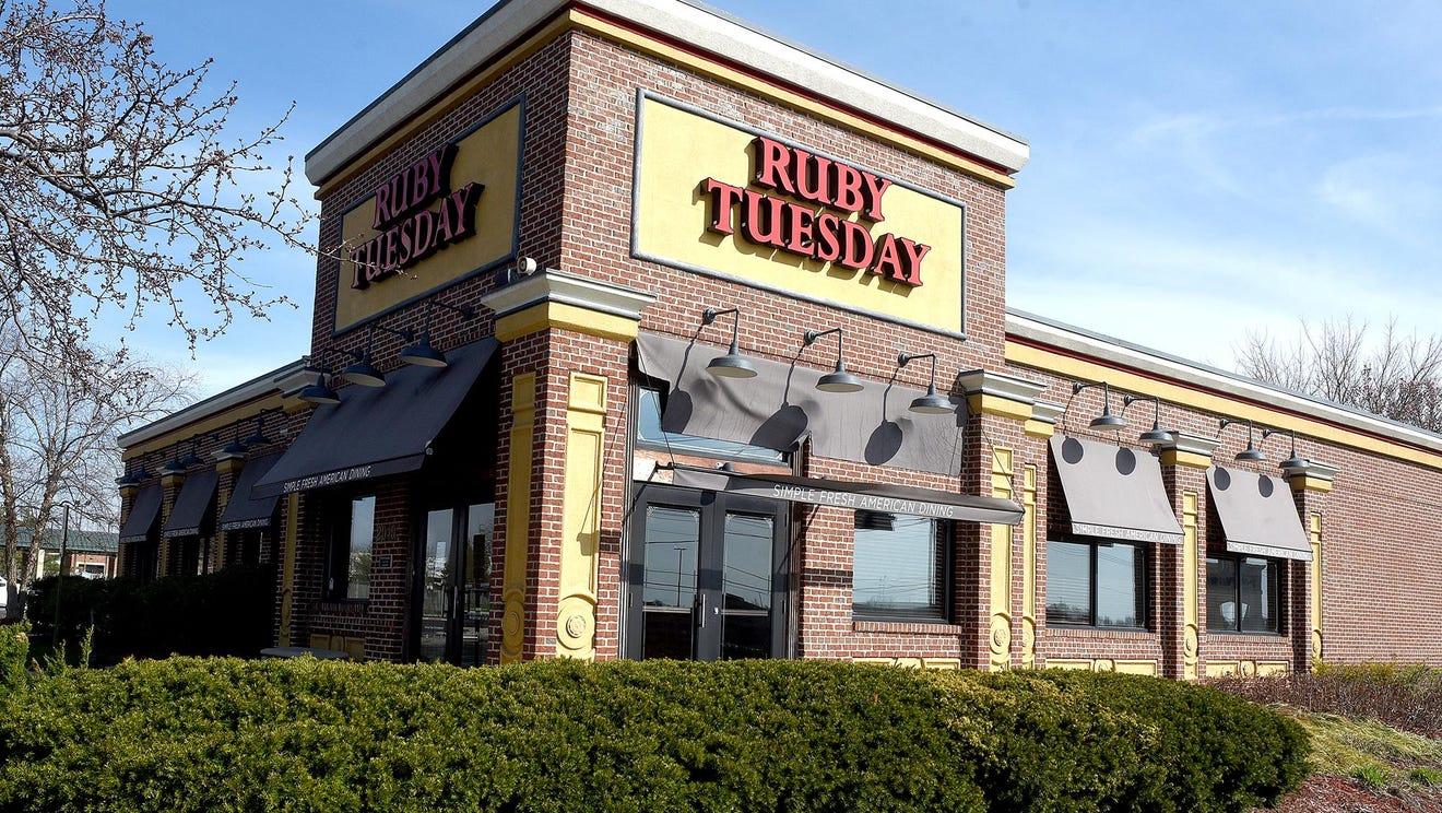 Ruby Tuesday closing 185 resstaurants
