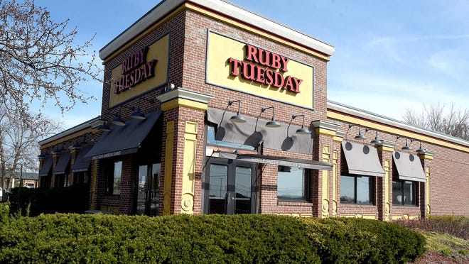 A Ruby Tuesday restaurant in Columbia, Missouri.