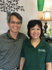 Owners Adam and Van Nguyen of Pho Fresh in south Fort