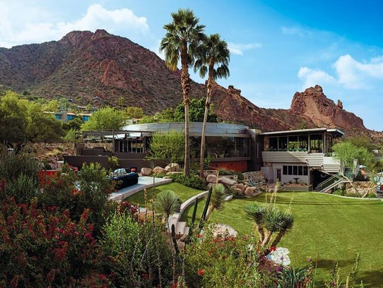 Sanctuary Camelback Mountain Resort & Spa.