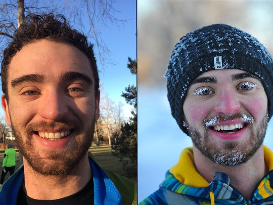 Great Falls experienced the warmest Thanksgiving on record this year, reaching 68 degrees. Burn the Bird runners were thankful for the mild conditions on Thursday morning. Race competitor Jake Bash said this year was a warm welcome compared to the 2-degree start in 2015.
