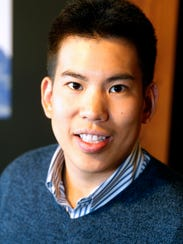 Co-founder and CEO of Bright Cellars, Richard Yau.