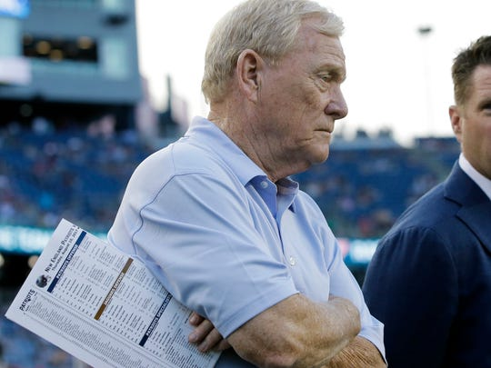 Former Bills' GM Bill Polian said he's impressed by the current front office now residing at One Bills Drive.