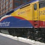 Northstar train - Stock Photo