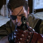 A scene from 'Metal Gear Solid V: The Phantom Pain.'