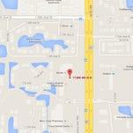 St. Petersburg shuttle bus crash