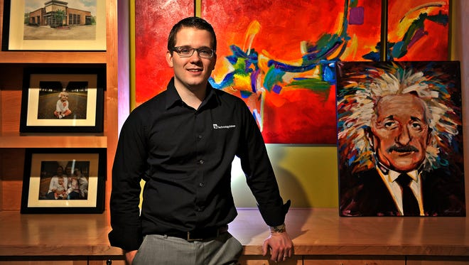 Rob Bellenfant of TechnologyAdvice is a graduate of Ravenwood High School.