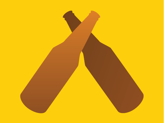 The Untappd icon