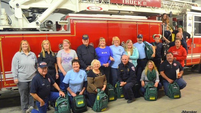Seventeen people graduated from the North Lyon County Fire Protection District's Community Emergency Response Training academy in Lyon County and will form the county's first CERT team.