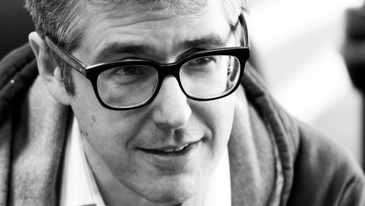 "Ira Glass is host of public radio's ""This American Life."""