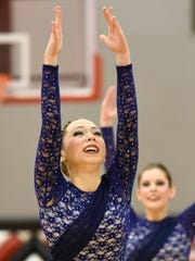 St. Cloud Cathedral High School competes in the Jazz