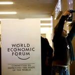 Davos, Switzerland. Photo was taken on Dec. 27, 2013.
