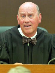 Judge Jerry Baxter of Fulton County Superior Court
