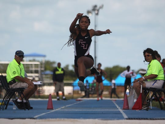 FHSAA Track and Field State Championships at IMG Academy in Bradenton, Day 2, May 6, 2017.
