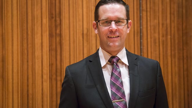 Ryan Hourigan is the director of the School of Music at Ball State University.