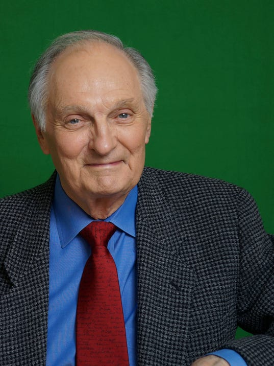 alda chat Alan alda gives public lecture at msu next week on 'communicating science'  before workshop for faculty.
