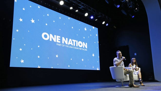One Nation showcased the experiences of young immigrants and those favoring more border security.