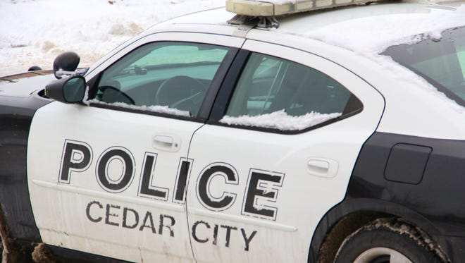 Cedar City Police Department file photo from Jan. 7, 2017.