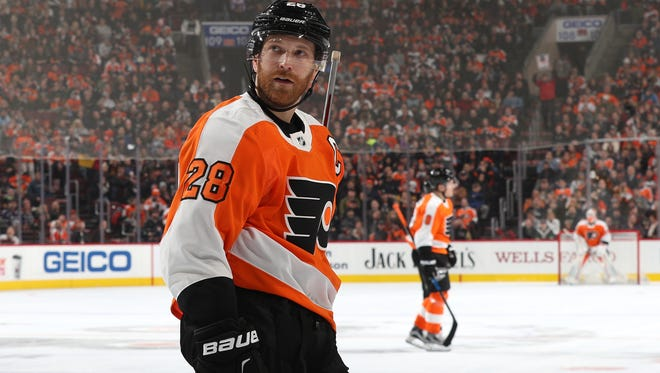 After three years in a statistical decline, Claude Giroux is back in All-Star form for the Flyers.