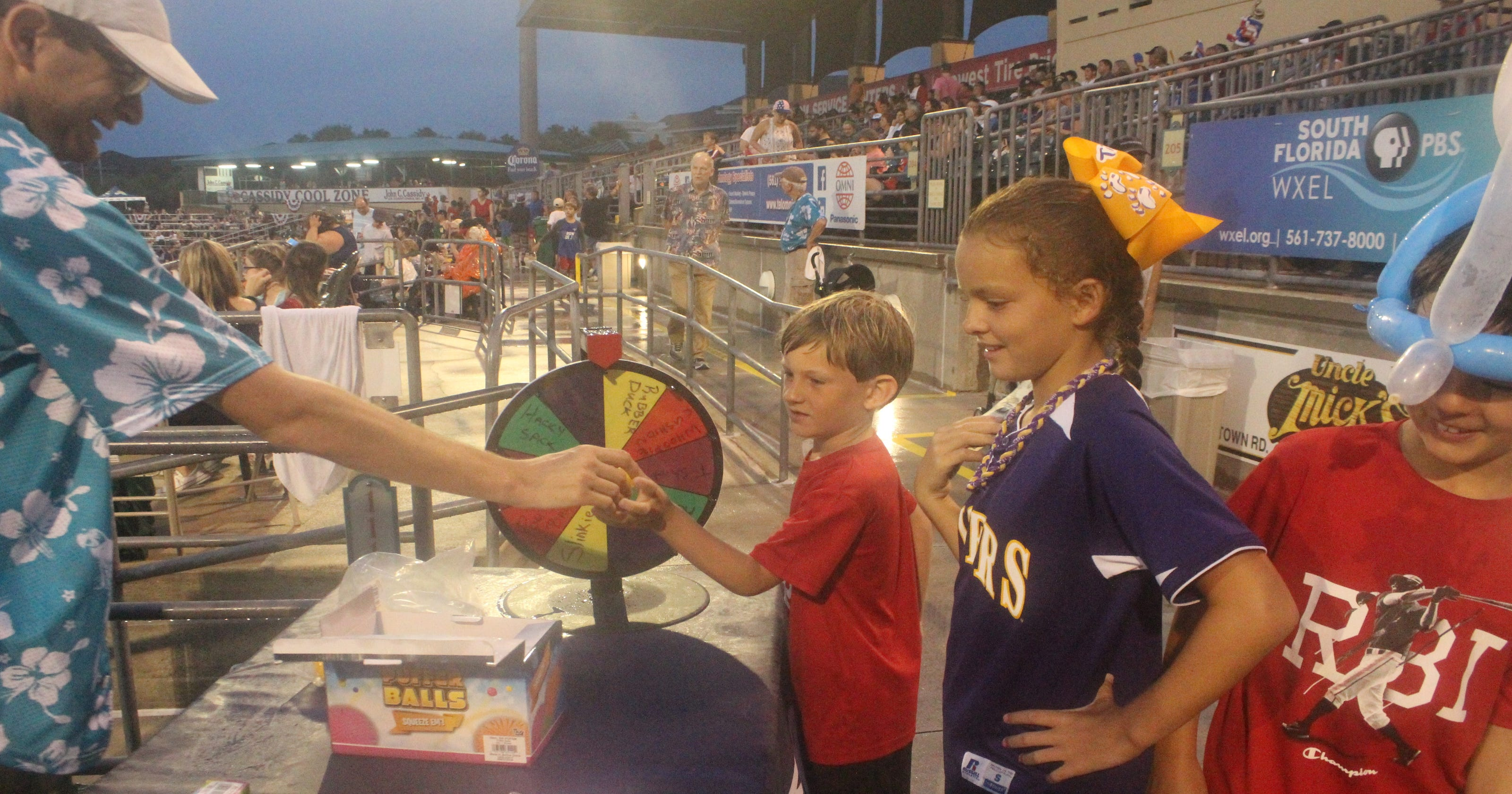 64702903f Games, promotional events ahead at Roger Dean Chevrolet Stadium