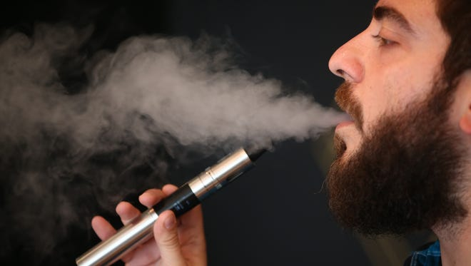 "Oxford Dictionaries named ""vape"" 2014's Word of the Year."