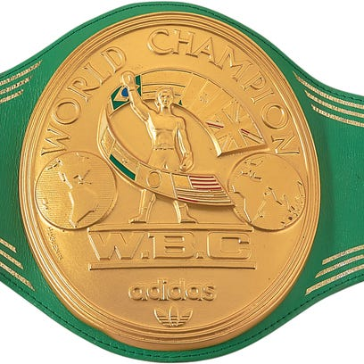 "Muhammad Ali's ""Rumble in the Jungle"" WBC Championship"