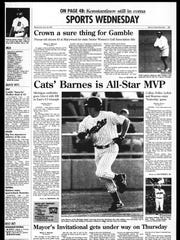 Battle Creek Sports History - Week of June 18, 1997