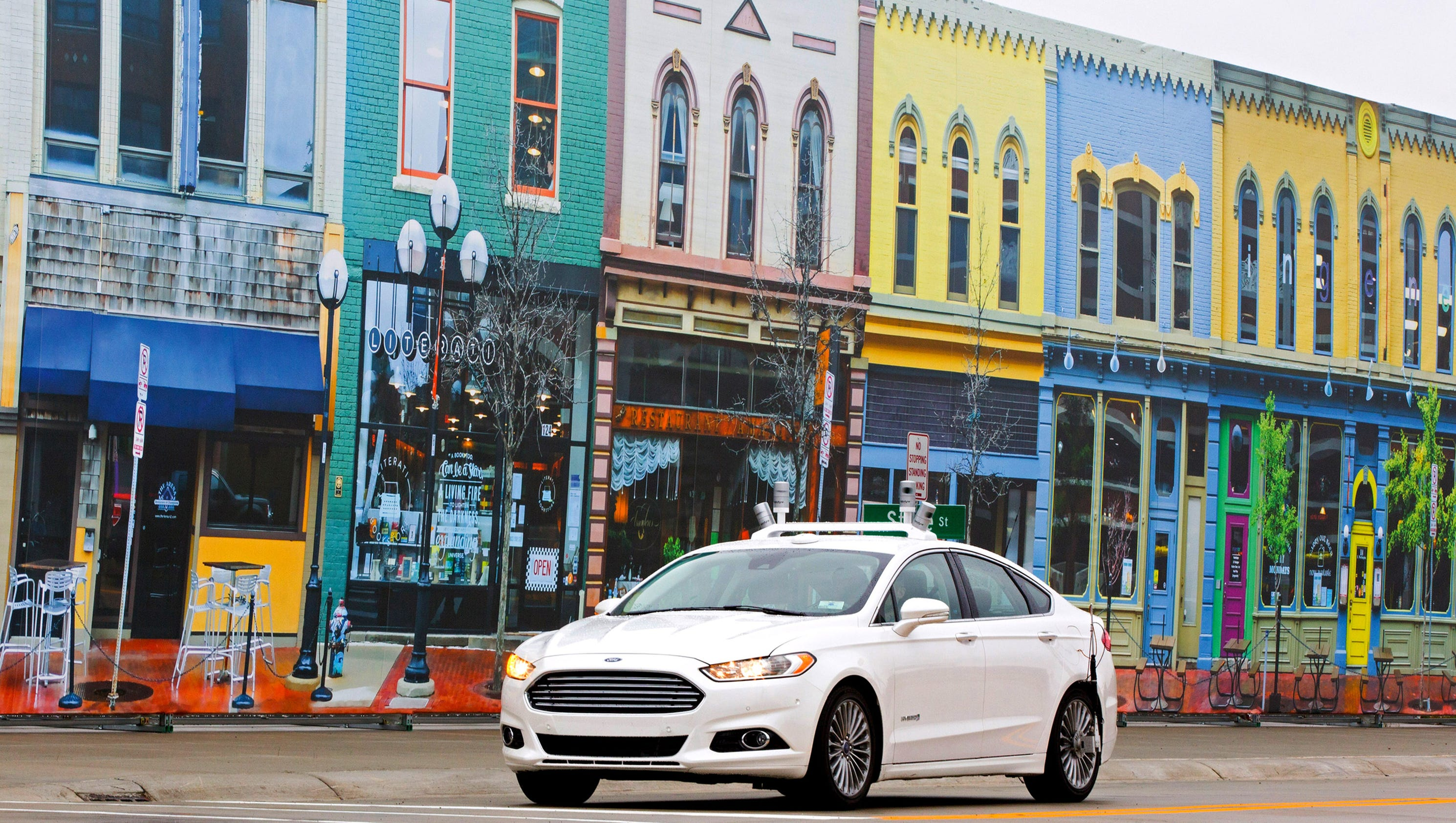 2018 Michigan State Police Vehicle Testing >> Michigan moves forward with autonomous vehicle testing