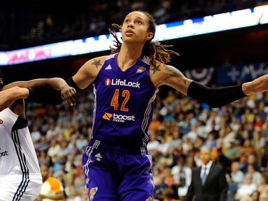 WNBA Pride Basketball H
